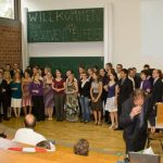 Absolventenfeier 2009