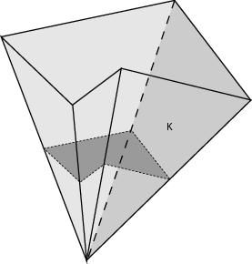 Polyhedraler Kegel
